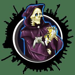 Смерть - Плоский мир (Фентези)