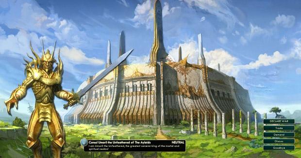 [CivV] The Elder Scrolls