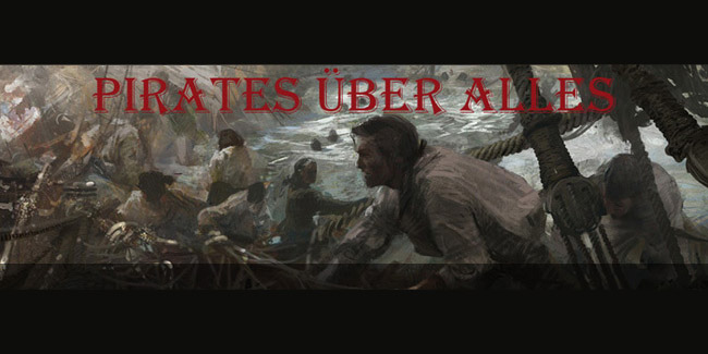Pirates Uber Alles