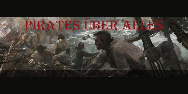 Pirates Uber Alles