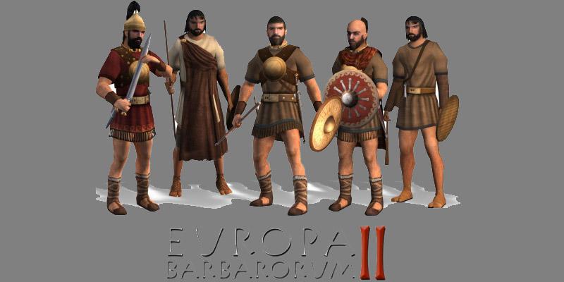 Europa Barbarorum II