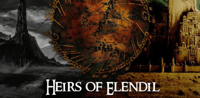 [Саб Мод] Heirs of Elendil