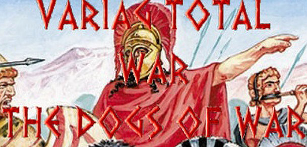 Варяг: Total War - Псы войны (Dogs of war)