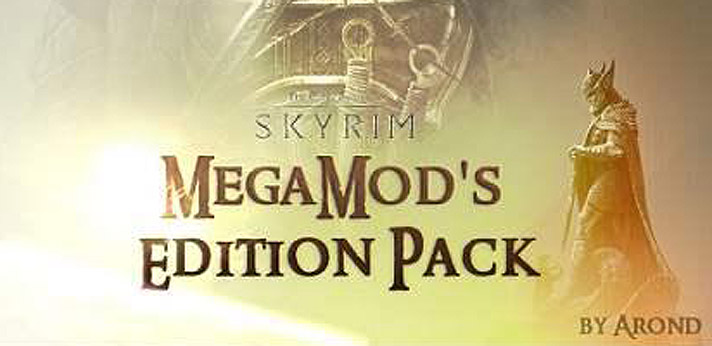 MegaMod's Edition Pack (Аронд)