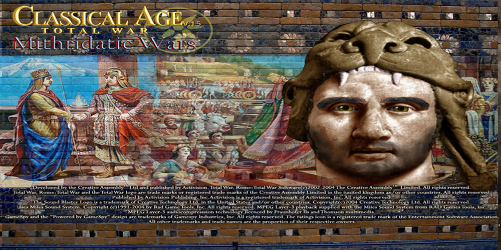 Classical Age TW: Mithridatic Wars