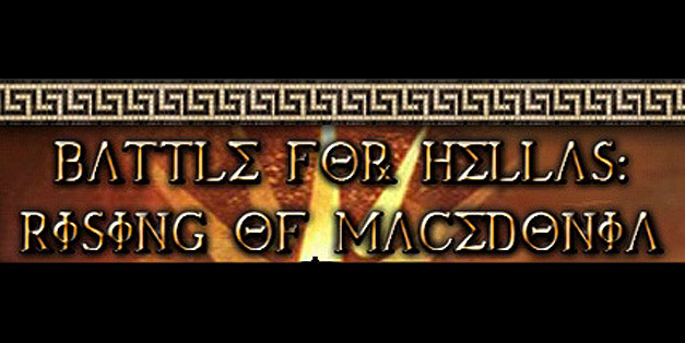 Battle for Hellas: Rising of Macedonia