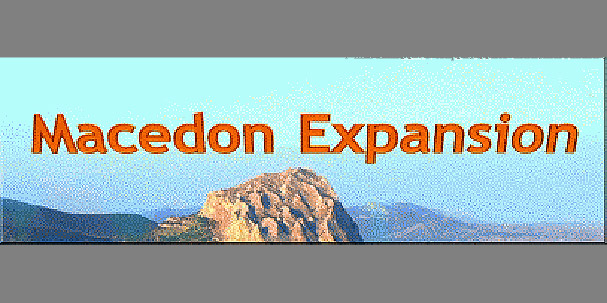 Macedon Expansion