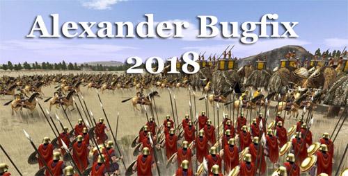 Alexander Bugfix 2018