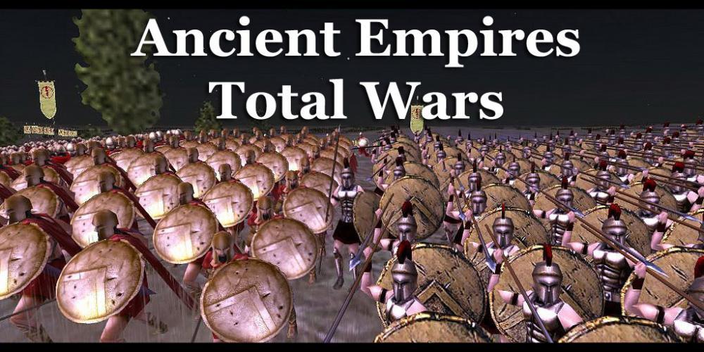 Ancient Empires Total Wars