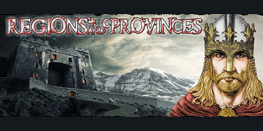 Regions & Provinces Mod