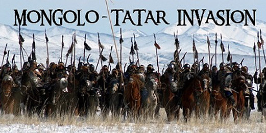 Mongolo-Tatar Invasion