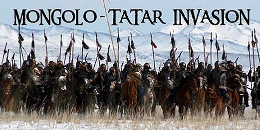 Mongolo-Tatar Invasion