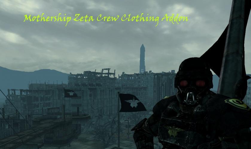 Mothership Zeta Crew Clothing Addon