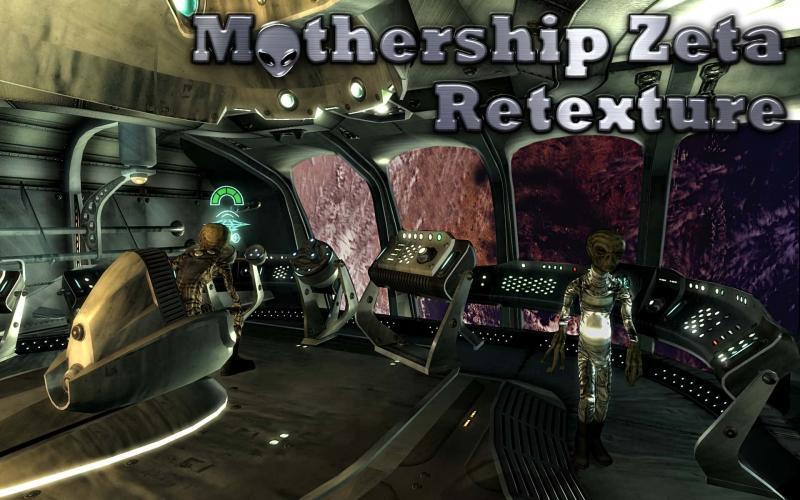 DLC Mothership Zeta ReTexture