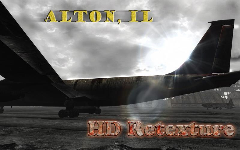 Alton IL HD Retexture