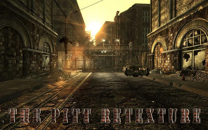 DLC The Pitt ReTexture