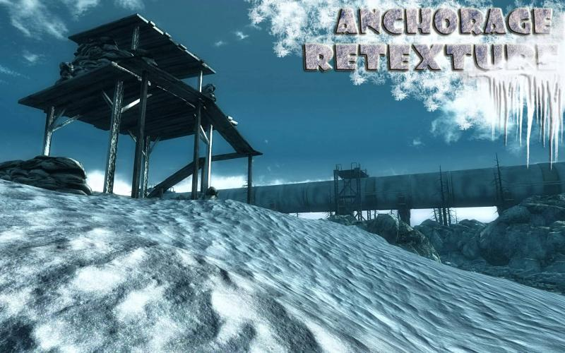DLC Operation: Anchorage ReTexture