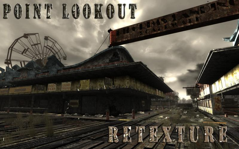 DLC Point Lookout ReTexture