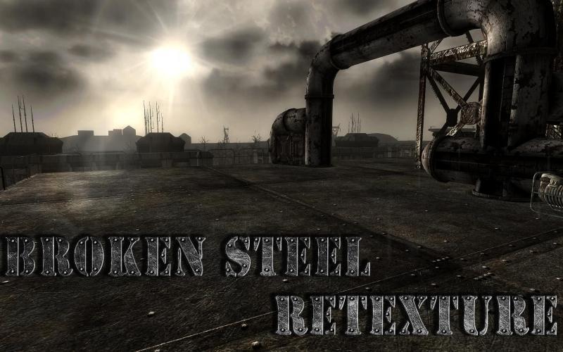 DLC Broken Steel ReTexture