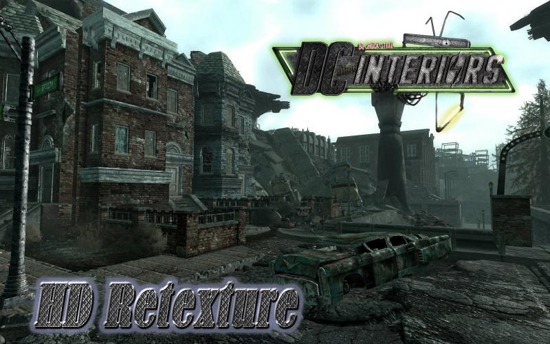 DC Interiors HD Retexture
