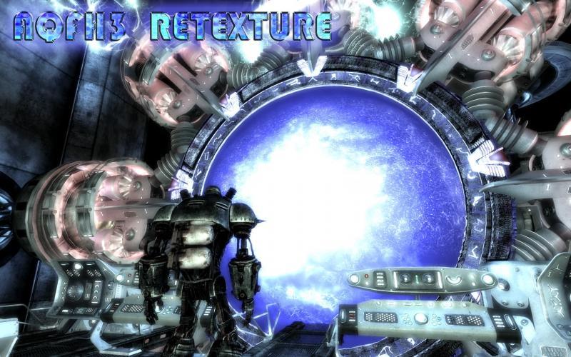A Quest for Heaven 3 - Deep Blue: Retexture