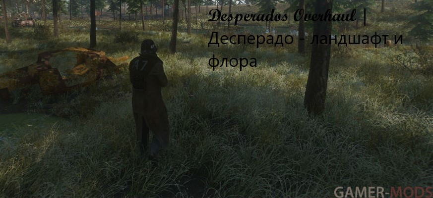 Desperados Overhaul | Десперадо - ландшафт и флора