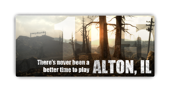 Alton IL - Huge World and Quest Mod
