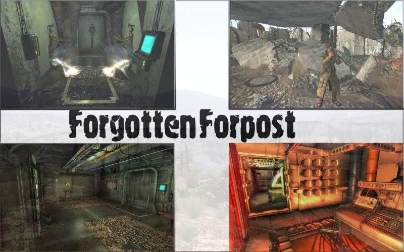 Fallout 3 Forgotten Forpost