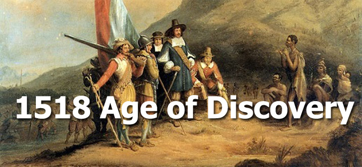 Falcom Total War: 1518 Age of Discovery