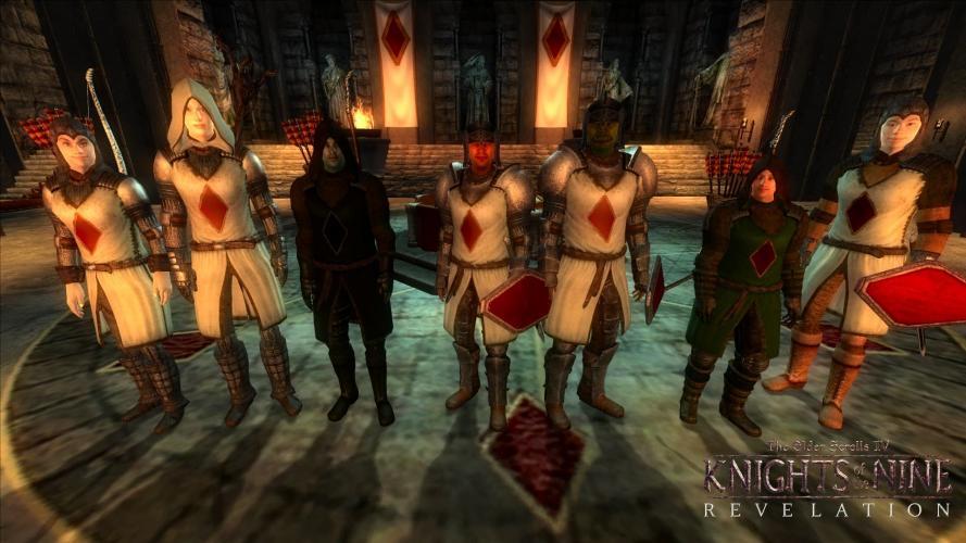 Рыцари Девяти: Откровение
