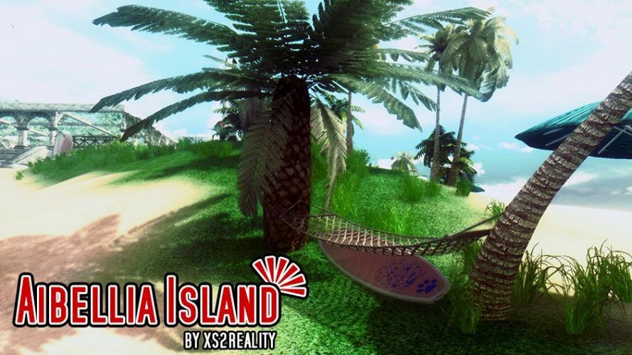 Тропический Остров Айбелия