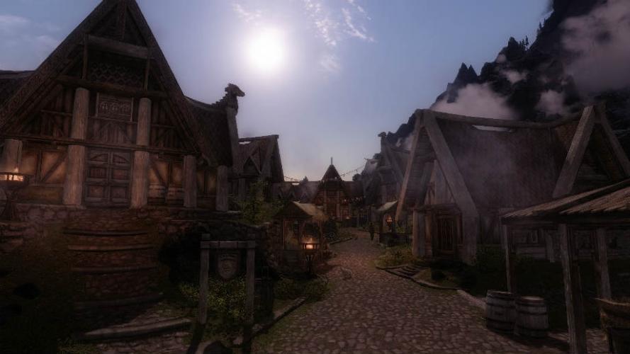 Возрождение Скайрима / Dawn of Skyrim Collection