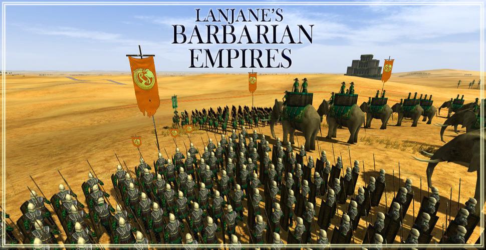 Lanjane's Barbarian Empires