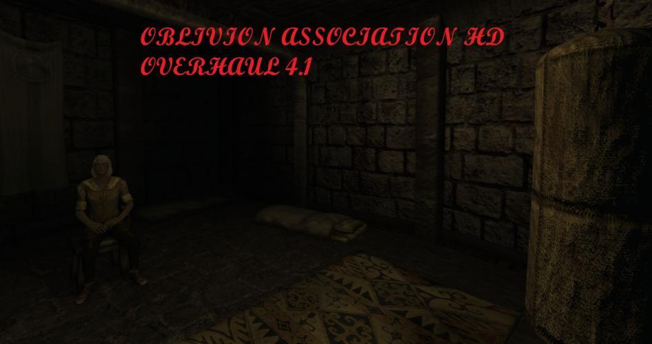 Oblivion Association HD Overhaul