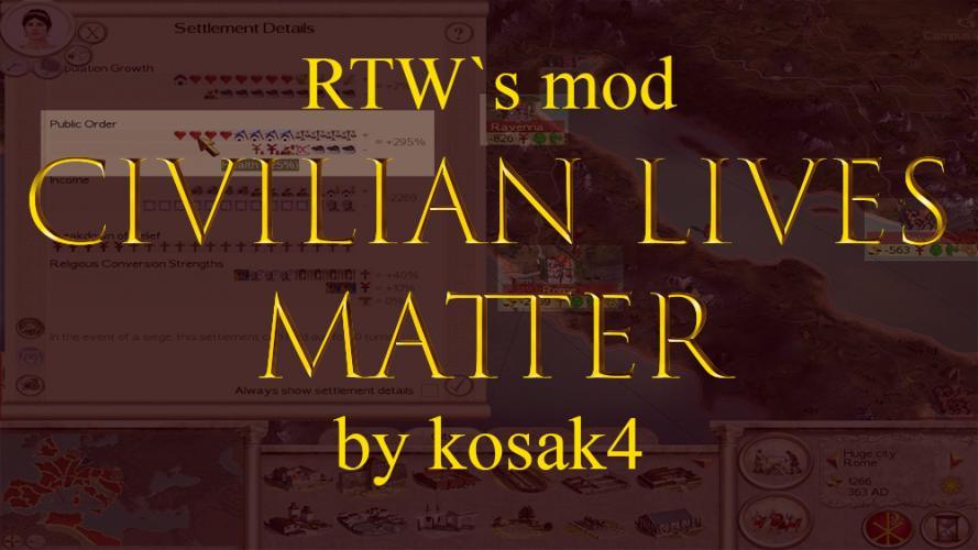 Civilian Lives Matter