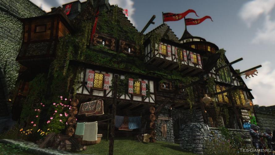 Деитвен - Дом в стилистике Ведьмака
