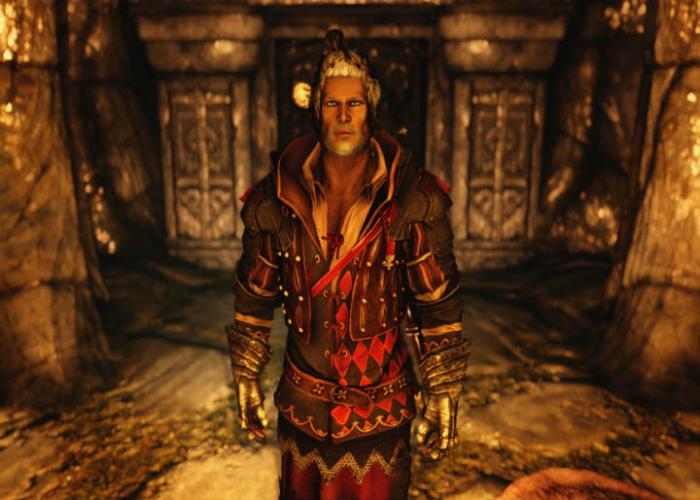 Броня и одежда из Ведьмак II / Witcher 2 Armor Collection