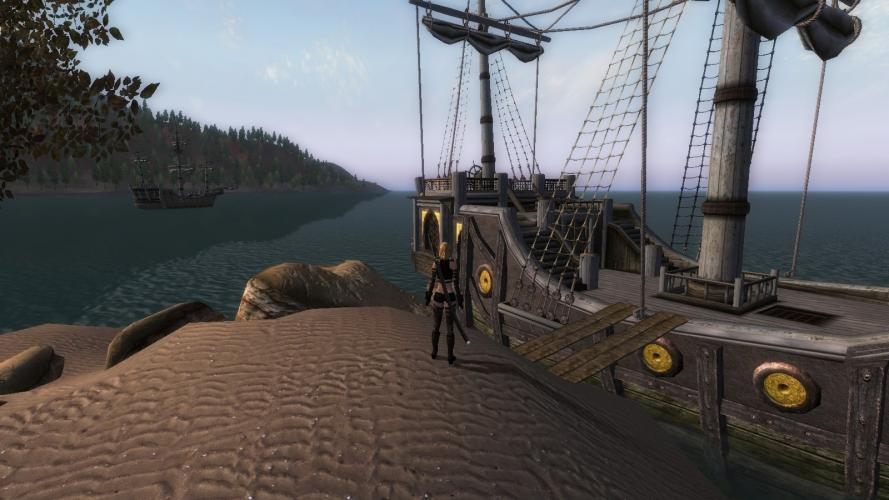 Золотой Герб - пиратская сага