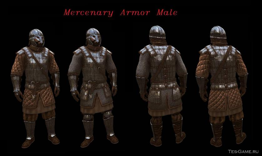 Реалистичная броня | Realistic Armor