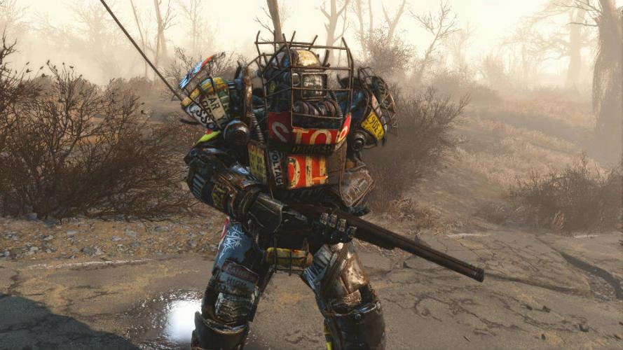 Raider Overhaul WIP