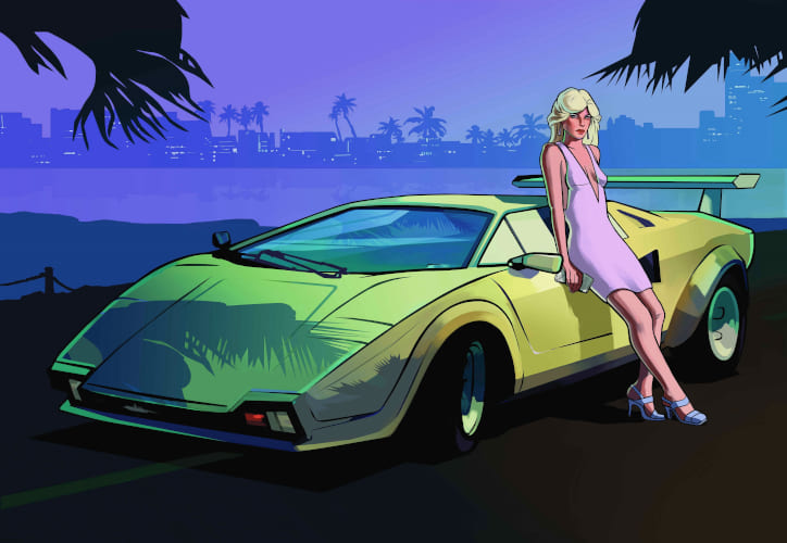 Grand Theft Auto Vice City Stories: Classic Edition