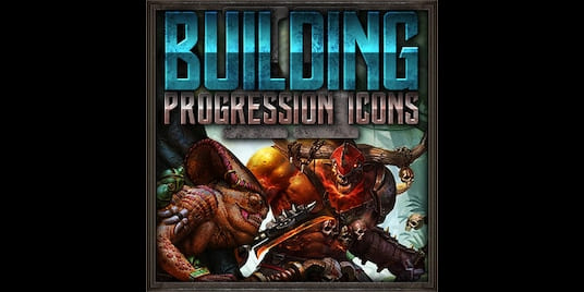 Building Progression Icons II