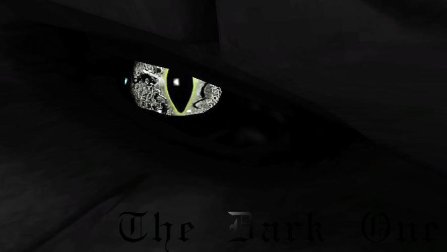 Темный