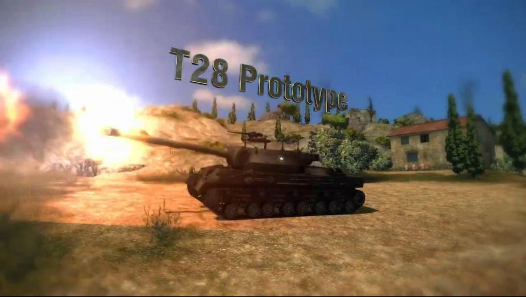 T28 Prototype - Сообщество Империал