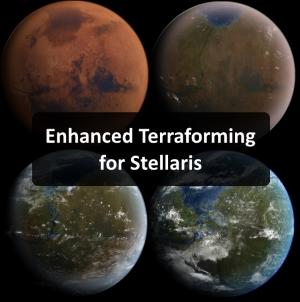 END][MOD] Stellaris - Enhanced Terraforming - Сообщество