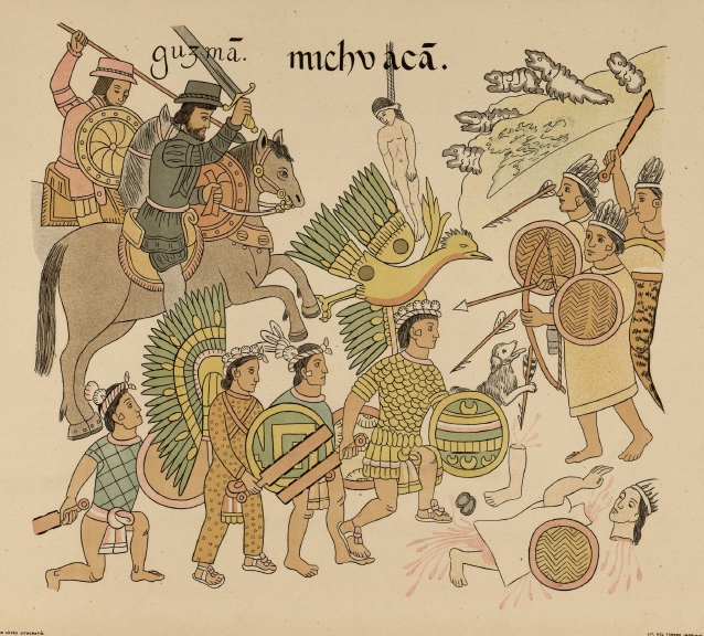 about the ancient aztec language