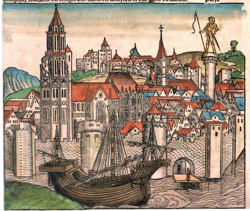 medieval society as characterized by adalbero of laon