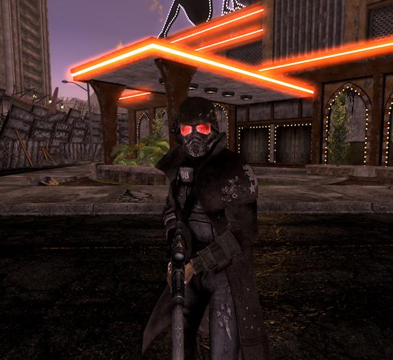 Fallout New Vegas Броня