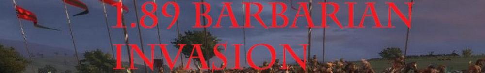 Неоф. Патч 1.89 Barbarian Invasion